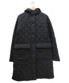 MACKINTOSH(マッキントッシュ)の古着「ウールキルティングコート」|グレー