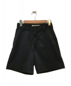 THE SHINZONE(ザ シンゾーン)の古着「スカートショーツ」|ブラック