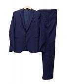 STUDIOUS(ステュディオス)の古着「スーツ」|ネイビー