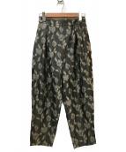 Lois CRAYON(ロイスクレヨン)の古着「パンツ」|グレー