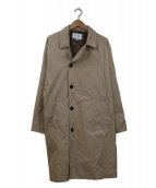 CIAOPANIC(チャオパニック)の古着「コート」|ブラウン