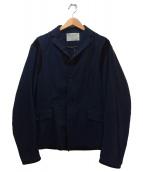 KOLOR(カラー)の古着「ジャケット」|ネイビー