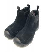 KEEN(キーン)の古着「防水ウィンターブーツ」|ブラック