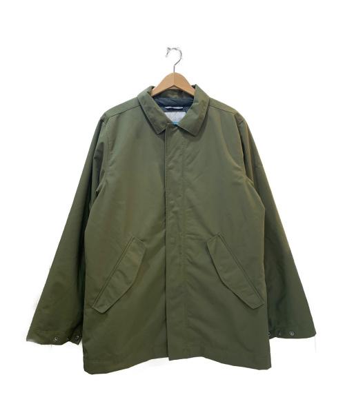 Columbia(コロンビア)Columbia (コロンビア) スリーブロゴ刺繍ライナー付ジャケット カーキ サイズ:L PM5605 COOPER PATH JACKETの古着・服飾アイテム