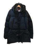 PEUTEREY(ビューテリ)の古着「ダウンコート」|ブラック