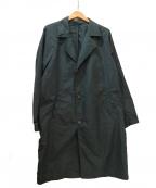 nano&co(ナノアンドコー)の古着「ナイロンコート」 オリーブ