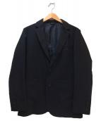 URBAN RESEARCH(アーバンリサーチ)の古着「2Bテーラードジャケット」 ブラック