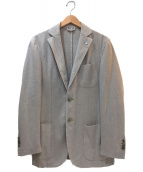 L.B.M.1911(エルビーエム1911)の古着「テーラードジャケット」 グレー