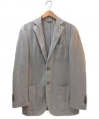 L.B.M.1911(ルビアム1911)の古着「テーラードジャケット」|グレー