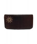 ()の古着「財布」|ブラウン