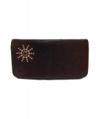 Hollywood Trading Company(ハリウッドトレーディングカンパニ)の古着「財布」 ブラウン