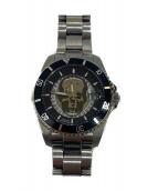 lucien pellat-finet(ルシアンペラフィネ)の古着「腕時計」 ブラック