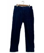 Engineered Garments(エンジニアードガーメン)の古着「コーデュロイファティーグパンツ」 ネイビー