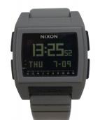 NIXON(ニクソン)の古着「デジタルウォッチ」|ブラック