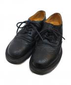 MR.OLIVE(ミスターオリーブ)の古着「レザーシューズ」|ブラック