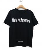 UNDERCOVER(アンダーカバー)の古着「プリントTシャツ」|ブラック×ホワイト
