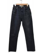 THE SHINZONE(ザ シンゾーン)の古着「デニムパンツ」|ブラック