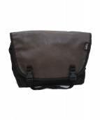 bagjack(バッグジャック)の古着「メッセンジャーバッグ」|ブラック