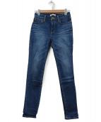 moussy(マウジー)の古着「スキニーデニムパンツ」|インディゴ