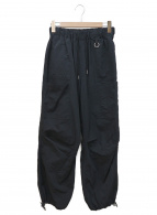 LHP(エルエイチピー)の古着「ナイロンパンツ」|ブラック