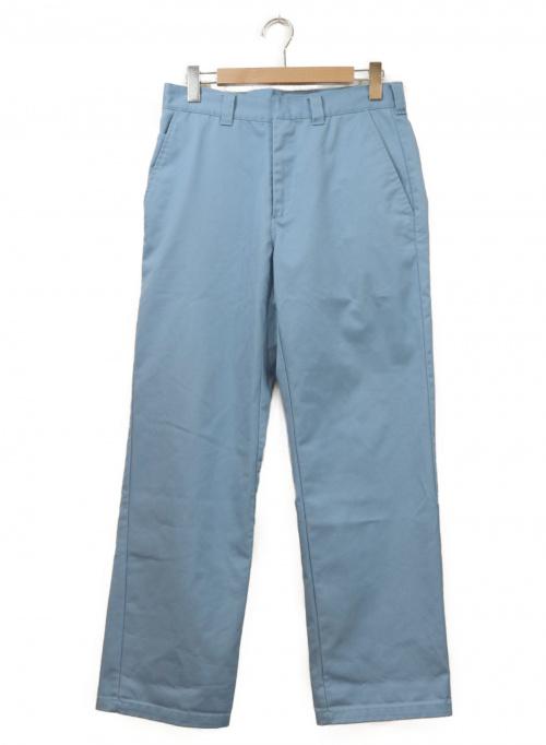 Supreme(シュプリーム)Supreme (シュプリーム) ワークパンツ ダスティーブルー サイズ:W30 20SS WORK PANTSの古着・服飾アイテム