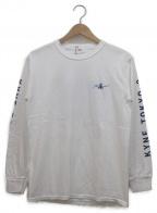 SOPH.(ソフ)の古着「バックプリントカットソー」|ホワイト