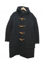 GLOVER ALL(グローバーオール)の古着「ロングダッフルコート」|ネイビー