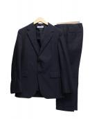 District UNITED ARROWS(ディストリクト ユナイテッドアローズ)の古着「セットアップ3ピーススーツ」 ネイビー