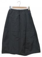 慈雨(ジウ)の古着「スカート」|ブラック