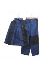 THE NORTH FACE(ザノースフェイス)の古着「セットアップジャケット」|ブルー×ブラック