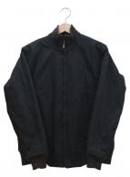 Buzz Ricksons(バズリクソンズ)の古着「フライトジャケット」 ブラック