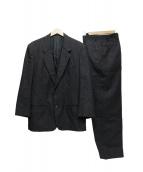 YS for men(ワイズフォーメン)の古着「2Bスーツ」 ブラック