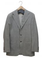 SARTORIO(サルトリオ)の古着「テーラードジャケット」|グレー
