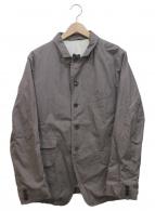A vontade(アボンタージ)の古着「コットンタイプライタージャケット」|グレー