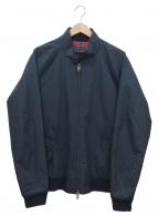 BARACUTA(バラクータ)の古着「G9スイングトップ」 ネイビー