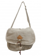 TERRA PAX(テラパックス)の古着「ショルダーバッグ」|アイボリー×ベージュ
