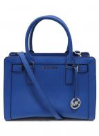 MICHAEL MICHAEL KORS(マイケル マイケルコース)の古着「2WAYバッグ」|ブルー
