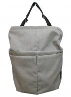 Cote&Ciel(コートエシェル)の古着「メッセンジャーバッグ」|グレー