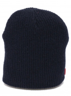 Supreme(シュプリーム)の古着「ニット帽」|ネイビー×レッド