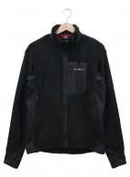 mont-bell(モンベル)の古着「フリースジャケット」|ブラック