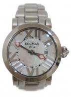 LOCMAN(ロックマン)の古着「腕時計」 ホワイト