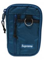 Supreme(シュプリーム)の古着「スモールジップポーチ」|ティールブルー