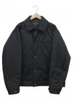 rin(リン)の古着「ボンバーコーチジャケット」|ブラック