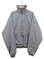 rin(リン)の古着「Wide Short Drizzler Jacket」|グレー