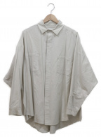 rin(リン)の古着「オーバーサイズシャツ」|ホワイト