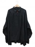 nemeth(ネメス)の古着「デザインシャツ」|ブラック