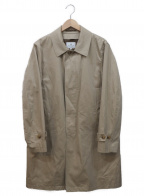 BEAMS HEART(ビームスハート)の古着「ライナー付ステンカラーコート」|ベージュ