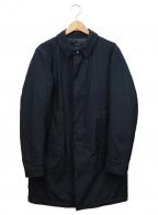 HERNO(ヘルノ)の古着「ダウンコート」 ネイビー