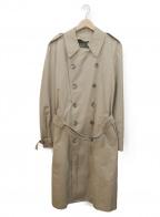 london fog(ロンドンフォグ)の古着「ビッグトレンチコート」 ベージュ
