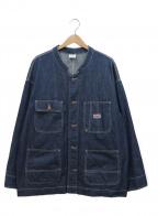 BIG MAC(ビッグマック)の古着「カバーオール」|インディゴ